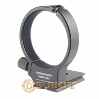 Metal Tripod Mount Ring D Quick Release Plate For Canon EF 100mm f/2.8L Macro IS USM