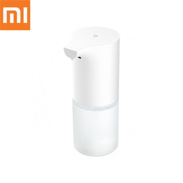 Xiaomi dispensador de jabón de manos automático Mijia, dispensador de jabón de manos con Sensor infrarrojo e inducción de espuma cada 0,25 s para casa inteligente