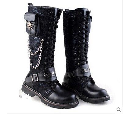Popular Mens Punk Boots Buy Cheap Mens Punk Boots Lots