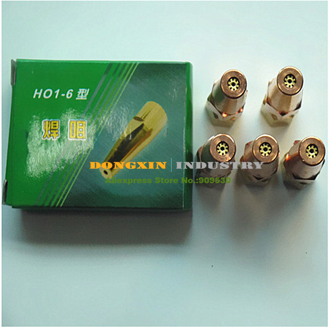 5pcs/lot Propane Nozzle For H01-06 Welding Torch  1#-5# Are Available