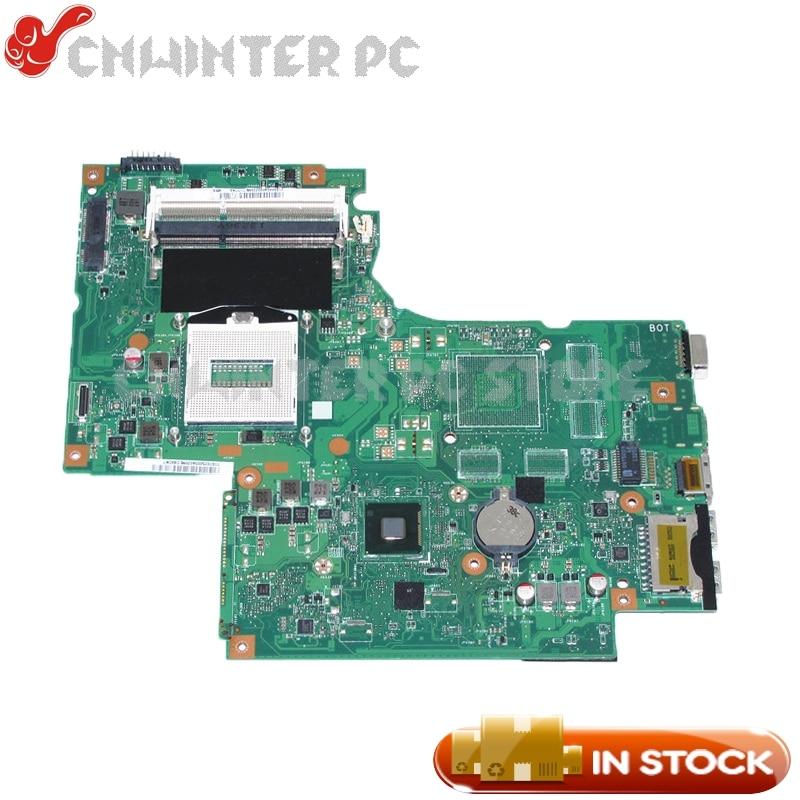 NOKOTION DUMBO2 MAIN BOARD For Lenovo ideapad Z710 Laptop motherboard 17.3 inch HM86 UMA DDR3L PGA947