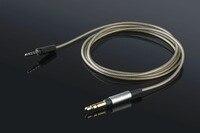 Silver Audio Cable For Sennheiser Momentum 1 0 2 0 Over Ear On Ear Headphones 3