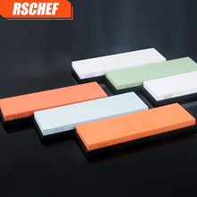 RSCHEF 400 800 5000 8000 Free With Angle Guide Whetstone Knife Sharpener Sharpening Stone Honing Kitchen Tools