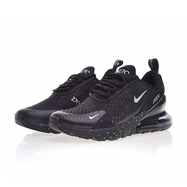 reputable site 5d82c 82c6d Original Nike Air Max 270 Men's Breathable Running Shoes Sport 2018 New  Arrival Authentic Outdoor Sneakers Designer AH8050-202
