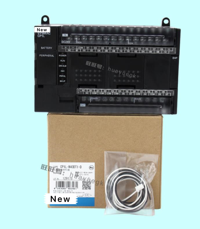 1 year warranty New original  In box     CP1L-EM40DT1-D1 year warranty New original  In box     CP1L-EM40DT1-D