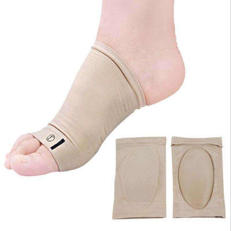 1 Paar Arch Support Orthopädische Orthesen Einlegesohle Fußpflege Werkzeug Gute QualitäT
