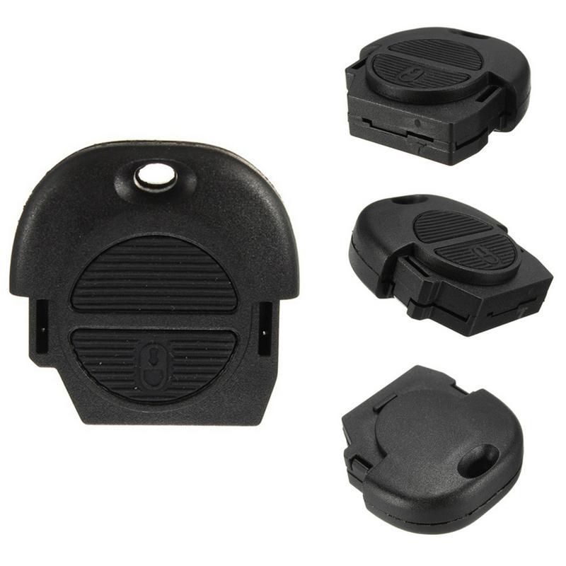 Repair Kit Remote Key Fob Case Shell For Nissan Micra Almera Primera