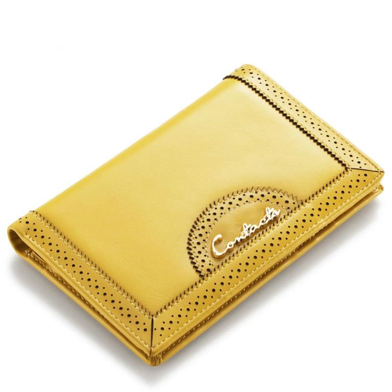 Neue ankunft frauen brieftasche modische griff damen tasche geldbörse  multifunktionale kartenhalter kupplung paket bolsa sac 7419eb983d3