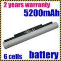 JIGU white Laptop Battery For Samsung NC10 NC20 ND10 N110 N120 N130 N135 AA-PB6NC6W 1588-3366 AA-PB8NC6B 6 Cell