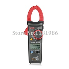 лучшая цена NEW UT213C 400A Digital Clamp Meters LCD Digital Clamp Multimeters True RMS 600V/400A 10Hz~1MHz Digital Clamp Multimeter