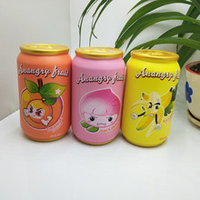 1pc Random Color New Soda Can Squishy 2018 Jumbo Soft Stress Relief Toys Squeeze Kids Funny gags practical jokes #YL