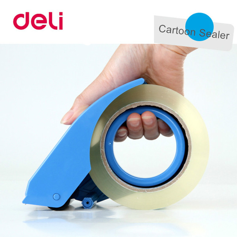 Free shipping Deli stationery deli 801 deli sealing device 801 manual sealing device tape cutter tape dispenser cartoon sealer beibehang pvc wallpaper for living room damascus classic wall paper home decor background wall damask wallpaper roll