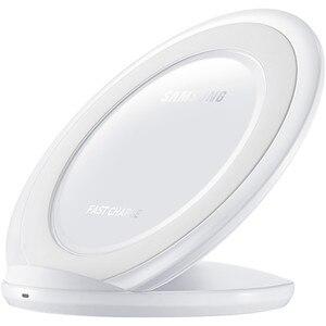 Оригинальное Беспроводное зарядное устройство Samsung Qi Pad Быстрая зарядка для Samsung Galaxy S10 S9 S8 Plus S7 edge Note10 +/iPhone 8 Plus X, EP-NG930