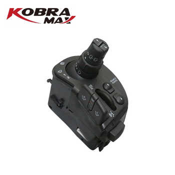 KobraMax Radio & Wipers Steering Column Combination Switch 8201590631 Fits For RENAULT CLIO III MODUS KANGOO  Car Accessories - DISCOUNT ITEM  0% OFF All Category