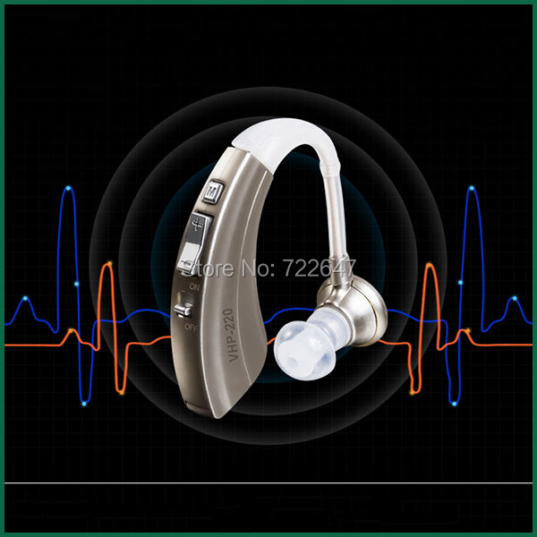 digital wireless hearing aid aids amplifiers BTE