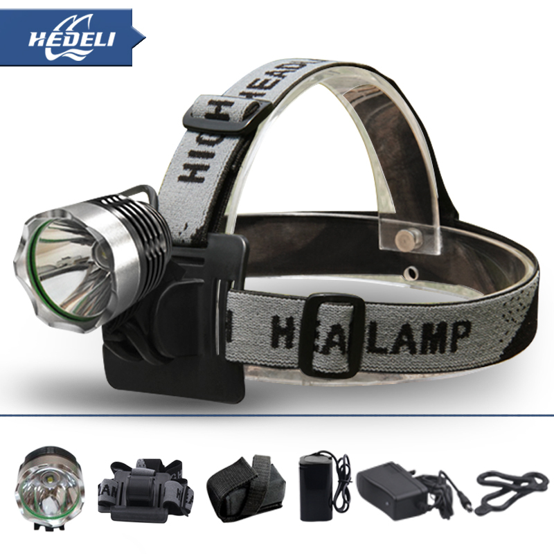 Hot Sale Various Lights2000 Lumens Mining Headlamp Cree Xml Xm l T6 Bicycle Bike Head Torch Headlight Flashlight