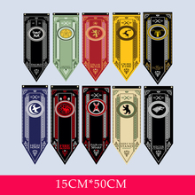 Home Decor Game Of Thrones Banner Flag Stark & Tully Targaryen Lannister Baratheon Martell Bolton