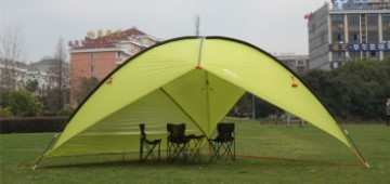 2014 New style high quality 480*480*480*200cm large size ultralight waterproof sun shelter camping awning шатер rockland shelter 380 2014