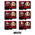 MIXZA Dog Year Memory Card 128GB 64GB 32GB 16GB Micro sd card Class10 UHS-1 flash card Microsd TF/SD Cards for Smartphone/Tablet