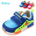 Leisure Toddler Boys Girls Running Sneaker Rubber Sole Unisex Kids Walking Shoes Comfortable Outdoor Sport Shoes for All Seasons