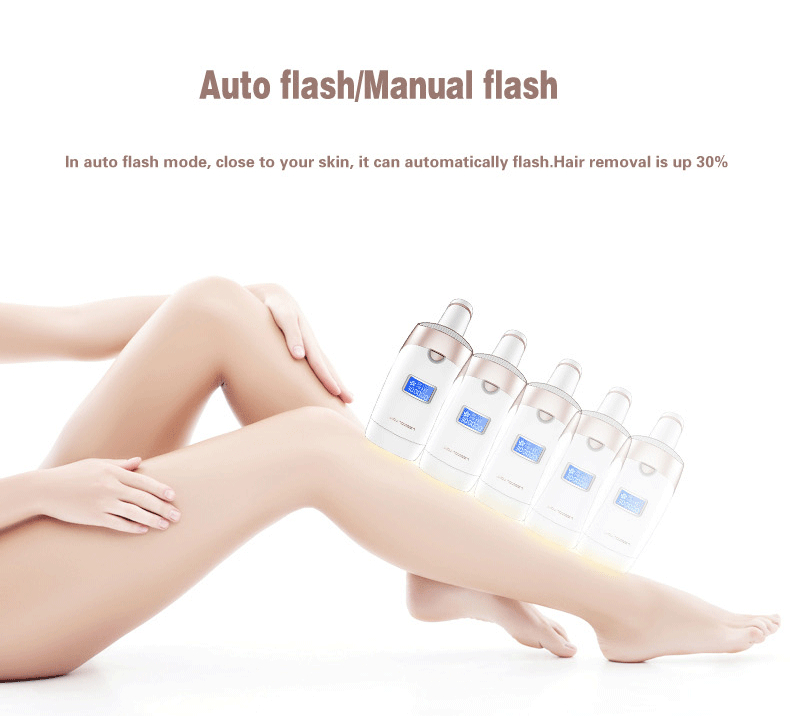Lescolton IPL Laser Hair Removal Device for Permanent Hair Removal of Armpit Hair with 700000 Flashes 24