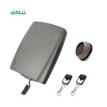 433 МГц Универсальный беспроводной пульт дистанционного управления 2CH релейный модуль приемника клавиатуры и пульт дистанционного управления s опционально
