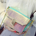 Mara's Dream Women Shoulder Bags Fashion Style Woman Chain Messenger Bag PU Leather Ladies Luxury Shoulder Bags For Women