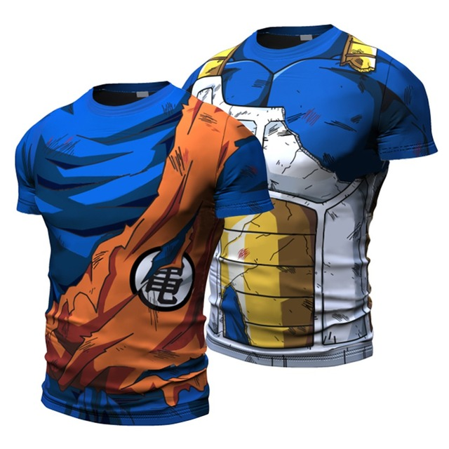 Dragon Ball Gym/Cosplay Shirt