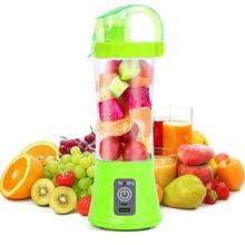 400ML Juicer Machine Multifunctional USB Charging Portable  Mixer Mini Juice Electric Smoothie Blender Maker Blenders