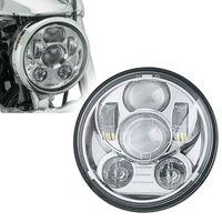 5 3/4 Motorcycle LED Daymaker Projector Light for 2004~2013 Harley Davidson Road Glide Street 500 XG750 Sportster
