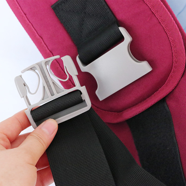 Ergonomic Baby Carrier Infant Kid Baby Hipseat Sling Front Facing Baby Wrap Carrier for Baby Travel 0-18 Months | Happy Baby Mama