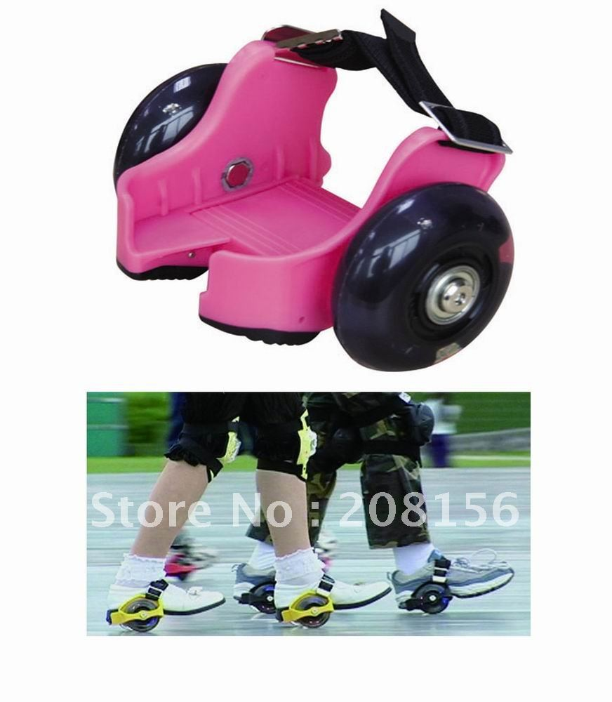 Roller skates adjustable - Roller Skates New Roller Derby Size Adjustable By Button And Rubber Brake Included Sh88a Pink Free Shipping In Flashing Roller From Sports Entertainment