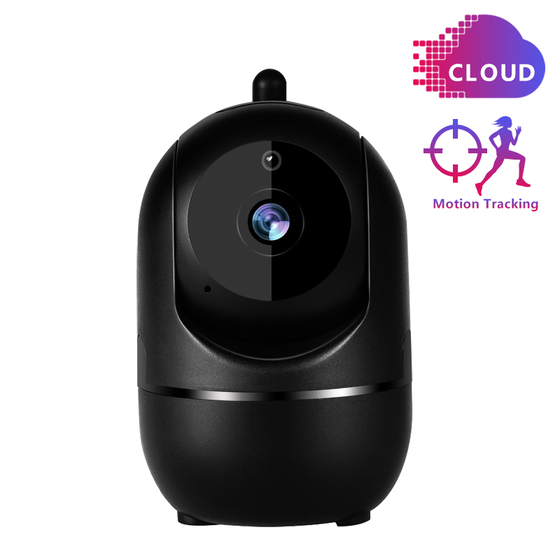 HD 1080P Cloud Wireless IP Camera Intelligent Auto Tracking Human Home Security Surveillance CCTV Network Wifi Camera