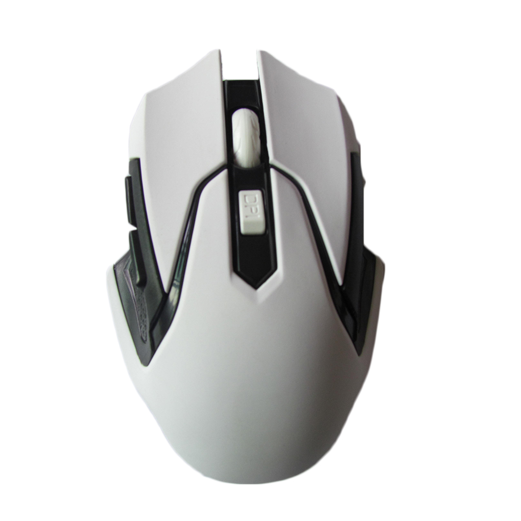 5 Colors Wireless Gaming Mouse 6 Buttons Ergonomic 2.4GHz Cordless Game Mice Replacement For PC Desktop Laptop Windows Computer