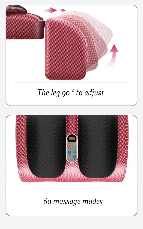 Coluna Cervical massageador multi-função de vibração do
