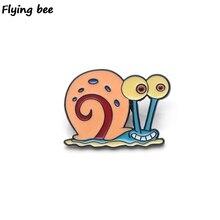 Flyingbee Kawaii Gary Snails…