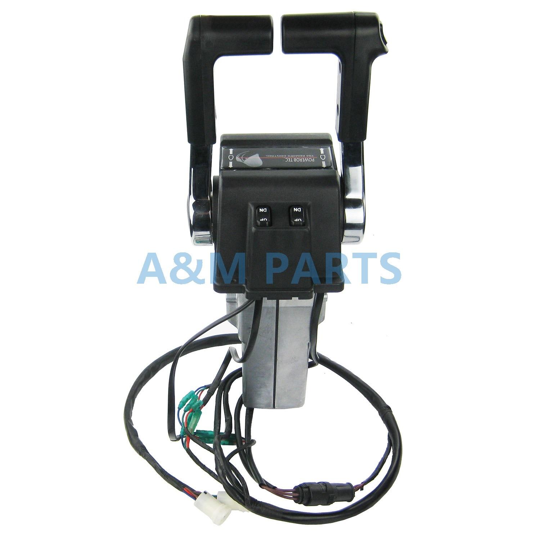 BIG SALE] 67200 92E15 Remote Control Box Assy Twin Handle For Suzuki