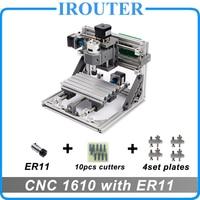 CNC 1610 500mw Laser Tube Diy Cnc Engraving Machine Pcb Milling Machine Wood Carving Machine Cnc