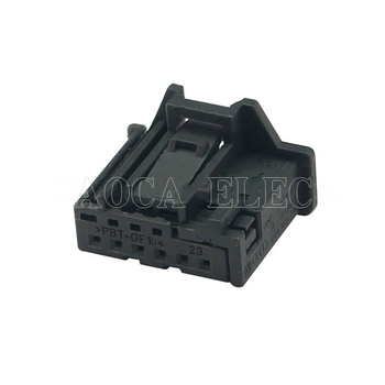 ECU 6-pin connector 1-969490-4 needle file  Male connector female wire connector terminal Plugs socket Fuse box DJ7064Y-0.6-21
