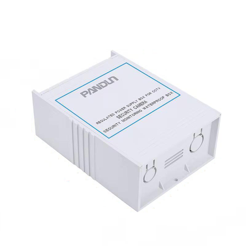 PANDUN regulated power supply box for CCTV security Camera seourity monitoring waterproof box