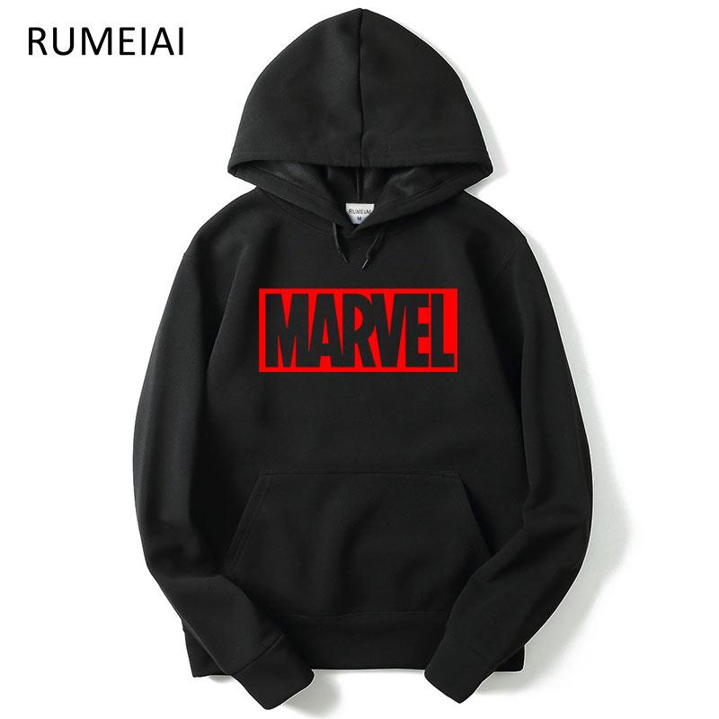 RUMEIAI Brand 2017 New Women/Men's Casual Marvel Print Hedgis