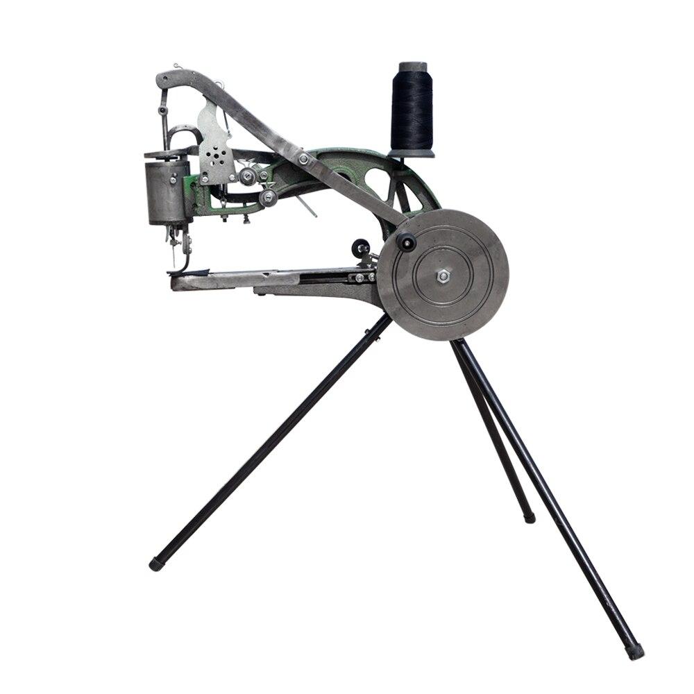 Hand Machine Cobbler Shoe Repair Machine Dual Cotton Nylon Line Sewing Machine alto mick dual shoe bag black