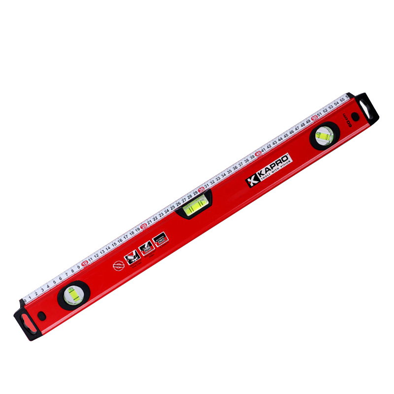 KAPRO Free Shipping Level Measuring Ruler High Precision Aluminum Alloy With Three-dimensional Leveling Bubbles Measuring Tools стоимость