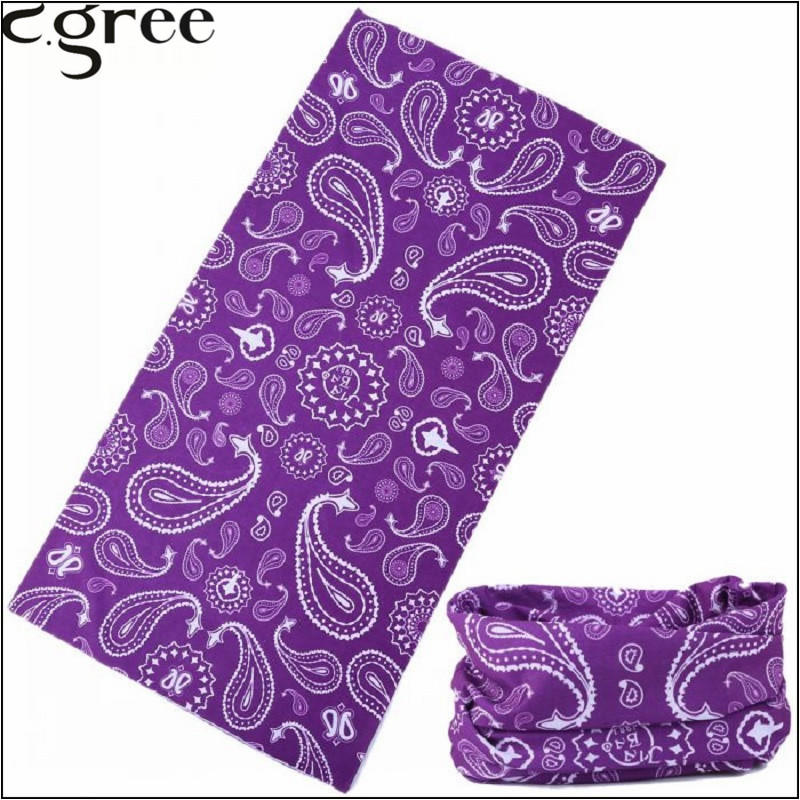 C. gree Winter Fleece Stirnband Lila Halstuch Fahrrad Multifunktionale Bandana Seamless Tubular Magic Bandana Schlauch Ring Schal 55