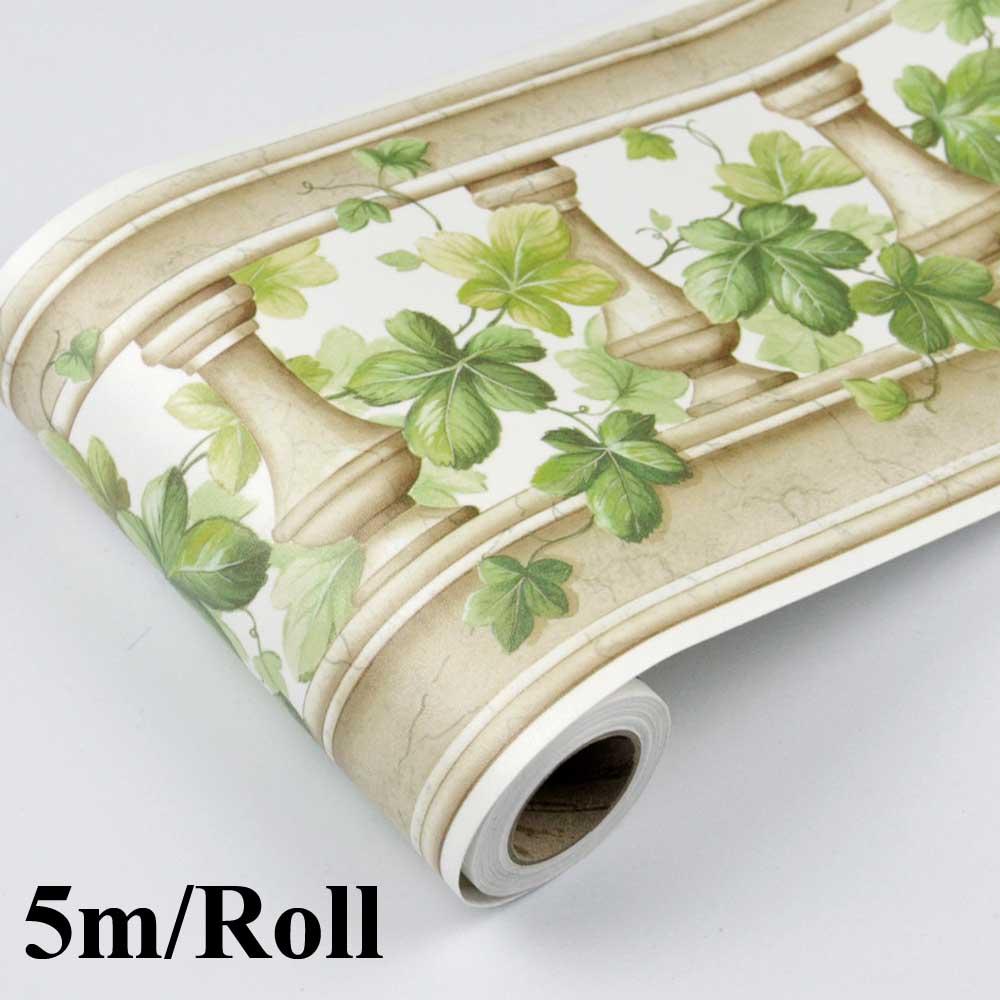 ∞3D Kitchen Wallpaper Border Wall Sticker PVC Skirting Board ...