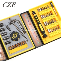 47 In 1 Screwdriver Set Multifunction Repair Tool For Normal Life And Household Industrial Clock Watch