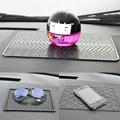 Acessórios do carro interior Novo estilo Sun-prova e Anti-slip Mat car mat para phone/GPS/Pad silicone anti-slip tapetes do carro anti-skid pad
