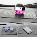 Car accessories interior New style Sun-proof Anti-slip Mat car mat for phone/GPS/Pad silicone anti-slip mats  car anti-skid pad