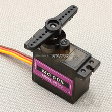 Free Shipping TowerPro SG90 9g Mini Micro Servo Upgraded Metal Geared MG90S Servos for RC for
