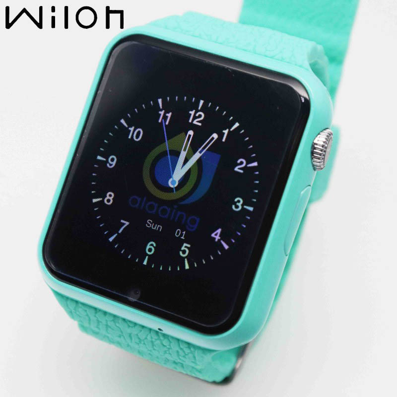 Kids watch with GPS tracker camera SOS Call waterproof smart watches Location Device Tracker Digital Children's Clock V7K-in Children's Watches from Watches    2